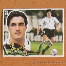 Cromos de Fútbol: RACING DE SANTANDER - ISMAEL - EDICIONES ESTE 2000-2001, 00-01 - NUNCA PEGADO. Lote 35705595