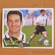 Cromos de Fútbol: RACING DE SANTANDER - MANJARIN - EDICIONES ESTE 2000-2001, 00-01 - NUNCA PEGADO. Lote 35705761