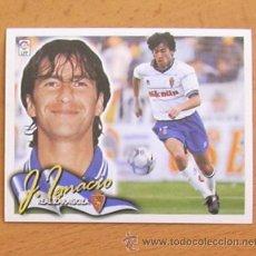 Cromos de Fútbol: ZARAGOZA - JOSE IGNACIO - EDICIONES ESTE 2000-2001, 00-01 - NUNCA PEGADO. Lote 54701063