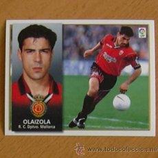 Cromos de Fútbol: MALLORCA - OLAIZOLA - EDICIONES ESTE 1998-1999, 98-99 - NUNCA PEGADO. Lote 35766829