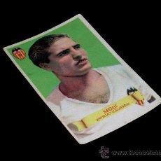 Cromos de Fútbol: CROMO SEGUÍ, VALENCIA C.F., ALBUM LIGA 1ª DIVISIÓN CAMPEONES, BRUGUERA, 1949 1950. SIN PEGAR.. Lote 35830796