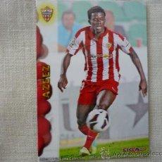 Cromos de Fútbol: MUNDICROMO PLATINUM 2013 Nº 1175 UH AZEEZ (ALMERIA) - FUTBOL CROMO. Lote 194888587