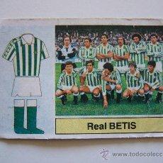Cromos de Fútbol: CROMO LIGA 82 83 JAVI REAL VALLADOLID EDICIONES ESTE 1982 1983. Lote 36062802