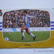 Cromos de Fútbol: CROMO LIGA 84 85 ZUÑIGA R.C.D. ESPAÑOL CROMOS CANO 1984 1985. Lote 36062845