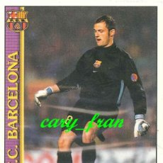 Cromos de Fútbol: MUNDICROMO 99 00 1999 2000 BARCELONA ARNAU . Lote 36125432