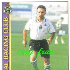 Cromos de Fútbol: MUNDICROMO 99 00 1999 2000 RACING SANTANDER ESPINA . Lote 36151916