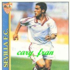 Cromos de Fútbol: MUNDICROMO 99 00 1999 2000 SEVILLA PODESTA . Lote 36156185