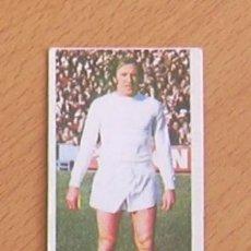 Cromos de Fútbol: REAL MADRID - NETZER - EDICIONES ESTE 1975-1976, 75-76 - NUNCA PEGADO. Lote 36123924