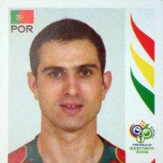 Cromos de Fútbol: Nº 300 - PAULETA - PORTUGAL - MUNDIAL ALEMANIA 2006 06 PANINI WORLD CUP GERMANY . Lote 44009916