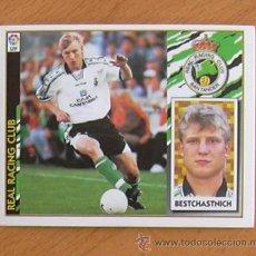 Cromos de Fútbol: RÁCING DE SANTANDER - BESTCHASTNICH - EDICIONES ESTE 1997-1998, 97-98 - NUNCA PEGADO. Lote 36304719