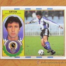Cromos de Fútbol: HÉRCULES - ANTÓN - EDICIONES ESTE 1996-1997, 96-97 - NUNCA PEGADO. Lote 36369986