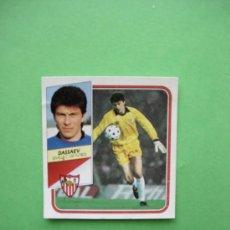 Cromos de Fútbol: CROMO EDICIONES ESTE LIGA 89 90 1989 1990 , DASSAEV , SEVILLA , SIN PEGAR. Lote 47849912