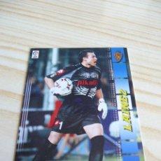 Cromos de Fútbol: 344 LAINEZ ZARAGOZA PANINI MEGACRACKS 2004-2005 04-05 . Lote 36468345