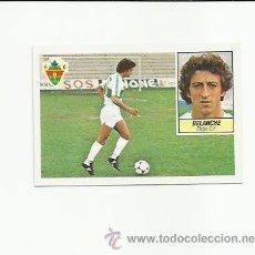 Cromos de Fútbol: EDICIONES ESTE 1984-1985 - BELANCHE (ELCHE) - - LIGA 84-85 - DV . Lote 36473878
