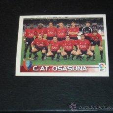 Cromos de Fútbol: SUPERLIGA 2003/2004 - PANINI - 286 EQUIPO - AT. OSASUNA - 03 04 - . Lote 36491159