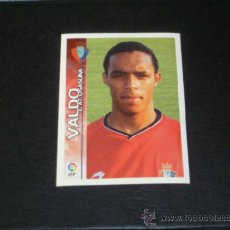 Cromos de Fútbol: SUPERLIGA 2003/2004 - PANINI - 297 VALDO - AT. OSASUNA - 03 04 - . Lote 36491233