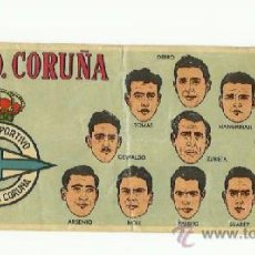 Cromos de Fútbol: CROMO BATANGA R.C.D. DE LA CORUÑA 1953-1954.. Lote 36612191