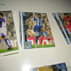 Cromos de Fútbol: MUNDICROMO 2005 2006 FICHA EN DEPORTIVO CORUÑA DIEGO TRISTAN. Lote 237074565
