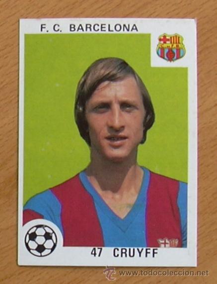 FÚTBOL CLUB BARCELONA - 47 CRUYFF - EDITORIAL MAGA 1978-1979, 78-79 - NUNCA PEGADO (Coleccionismo Deportivo - Álbumes y Cromos de Deportes - Cromos de Fútbol)