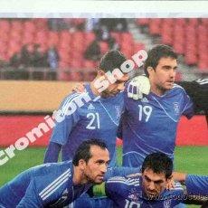 Cromos de Fútbol: Nº 80 ALINEACION HELLAS EURO 12 2012 POLAND UKRAINE PANINI POLONIA UCRANIA . Lote 37065551