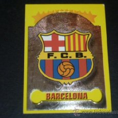 Cromos de Fútbol: PANINI LIGA 1999 2000 - 1 ESCUDO - FC. BARCELONA - 99 00 - . Lote 37065055