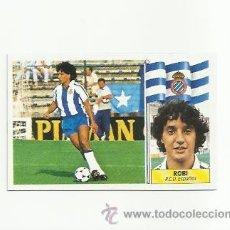 Cromos de Fútbol: EDICIONES ESTE 1986-1987 - ROBI (ESPAÑOL) - COLOCA - LIGA 86-87 - DV. Lote 37069654