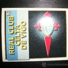 Cromos de Fútbol: ESCUDO DEL CELTA DE VIGO ALBUM ESTE LIGA 1998 - 1999 ( 98 - 99 ). Lote 205679777