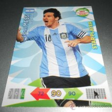 Cromos de Fútbol - LIONEL MESSI STAR PLAYER ARGENTINA CROMOS ADRENALYN XL ROAD TO 2014 WORLD CUP BRAZIL BRASIL 14 - 37149168
