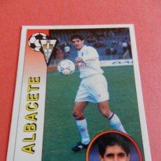 Cromos de Fútbol: 4 - ALEJANDRO (ALBACETE BALOMPIE) - CROMO PANINI LIGA 94-95 - FUTBOL 1994/1995 - . Lote 37149817
