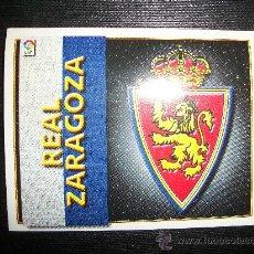 Cromos de Fútbol: ESCUDO DEL ZARAGOZA ALBUM ESTE LIGA 1998 - 1999 ( 98 - 99 ). Lote 205679577