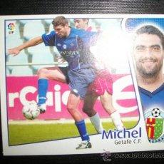 Cromos de Fútbol: MICHEL DEL GETAFE ALBUM ESTE LIGA 2004 - 2005 ( 04 - 05 ). Lote 194523750