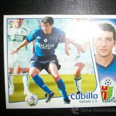 Cromos de Fútbol: CUBILLO DEL GETAFE ALBUM ESTE LIGA 2004 - 2005 ( 04 - 05 ). Lote 194524511