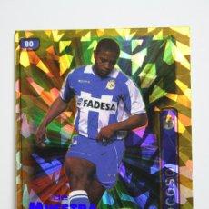 Cromos de Fútbol: MUNDICROMO FICHAS LIGA 2005 Nº 80 ANDRADE - R.C. DEPORTIVO, CROMOS. Lote 44865130