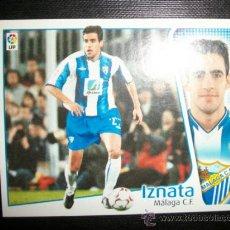 Cromos de Fútbol: IZNATA DEL MALAGA ALBUM ESTE LIGA 2004 - 2005 ( 04 - 05 ). Lote 194525441