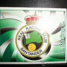 Cromos de Fútbol: ESCUDO DEL RACING DE SANTANDER ALBUM ESTE LIGA 2004 - 2005 ( 04 - 05 ). Lote 194524307
