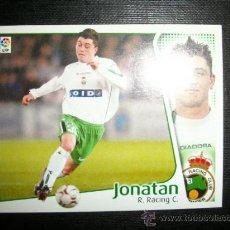 Cromos de Fútbol: JONATAN DEL RACING DE SANTANDER ALBUM ESTE LIGA 2004 - 2005 ( 04 - 05 ). Lote 194525238