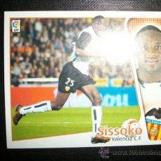 Cromos de Fútbol: SISSOKO DEL VALENCIA ALBUM ESTE LIGA 2004 - 2005 ( 04 - 05 ). Lote 194522495