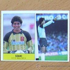 Cromos de Fútbol: MALLORCA - EZAKI - EDICIONES FESTIVAL 1987-1988, 87-88 - NUNCA PEGADO. Lote 37440277