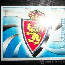 Cromos de Fútbol: ESCUDO DEL ZARAGOZA ALBUM ESTE LIGA 2004 - 2005 ( 04 - 05 ). Lote 194524417