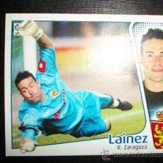 Cromos de Fútbol: LAINEZ DEL ZARAGOZA ALBUM ESTE LIGA 2004 - 2005 ( 04 - 05 ) . Lote 46338857