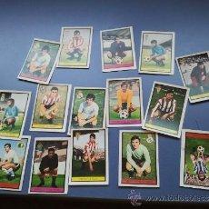 Cromos de Fútbol: LOTAZO DE CROMOS LIGA 72-73. Lote 37556563