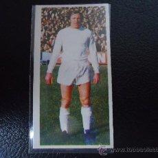 Cromos de Fútbol: EDICIONES ESTE NETZER REAL MADRID 75 76 1975 1976 NUNCA PEGADO. Lote 37585916