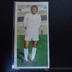Cromos de Fútbol: EDICIONES ESTE PIRRI REAL MADRID 75 76 1975 1976 NUNCA PEGADO. Lote 37586000