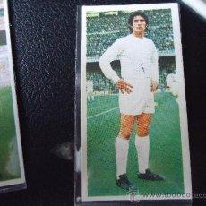 Cromos de Fútbol: EDICIONES ESTE BENITO REAL MADRID 75 76 1975 1976 NUNCA PEGADO. Lote 37587003