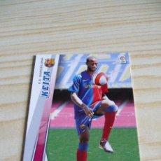 Cromos de Fútbol: 67 KEITA BARCELONA PANINI MEGACRACKS 2008-2009 08-09 . Lote 128861612