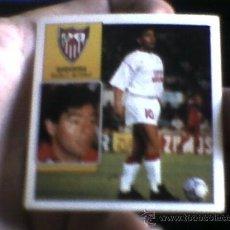 Cromos de Fútbol: ED ESTE CROMO LIGA 92 93 1992 COLOCA MARADONA SEVILLA NUNCA PEGADO . Lote 37874800