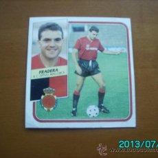 Cromos de Fútbol: ESTE 89-90 COLOCA FRADERA R.C.D.MALLORCA,CROMO RECUPERADO. Lote 38184321