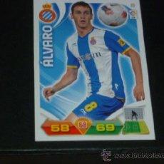 Cromos de Fútbol: ADRENALYN 2011/2012 - PANINI - 89 ÁLVARO - RCD. ESPANYOL - 11 12 - . Lote 38625905