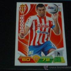 Cromos de Fútbol: ADRENALYN 2011/2012 - PANINI - 305 BARRAL - SPORTING GIJÓN - 11 12 - . Lote 38631620