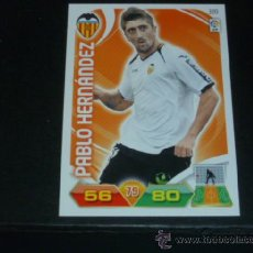 Cromos de Fútbol: ADRENALYN 2011/2012 - PANINI - 320 PABLO HERNÁNDEZ - VALENCIA CF - 11 12 - . Lote 38632047